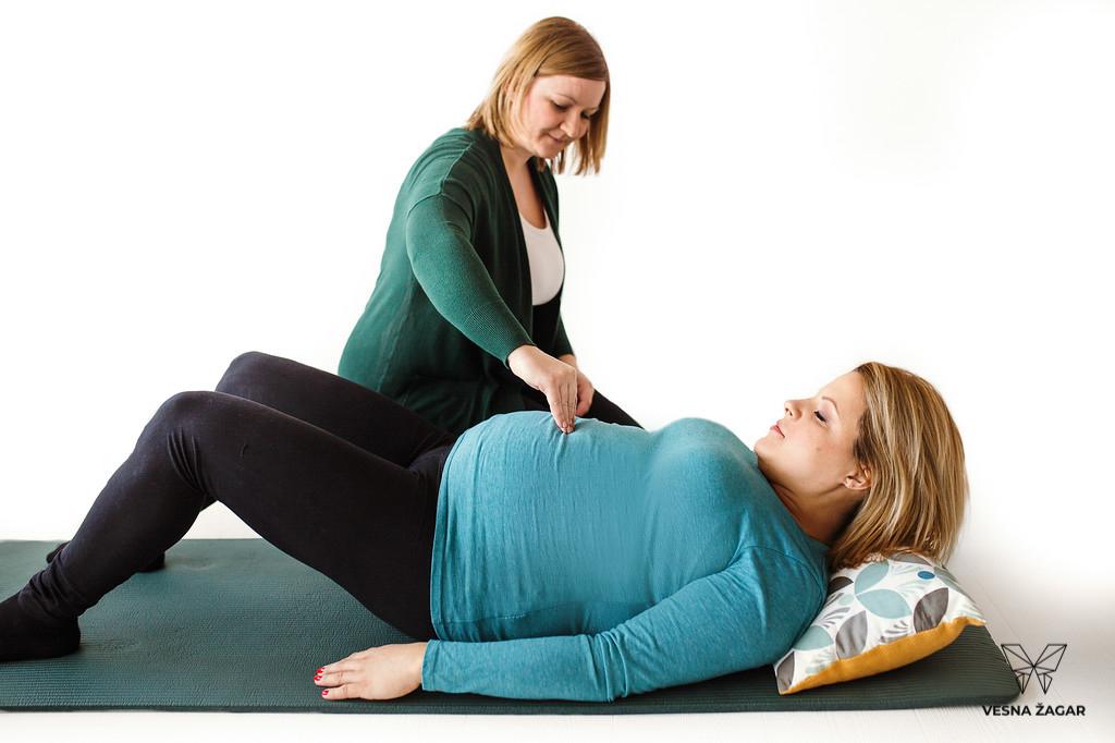 Obravnava nosečnic